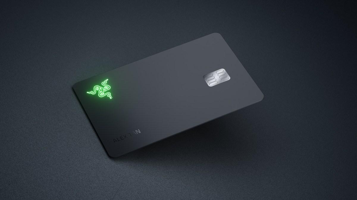 Razor Card - Premium Card