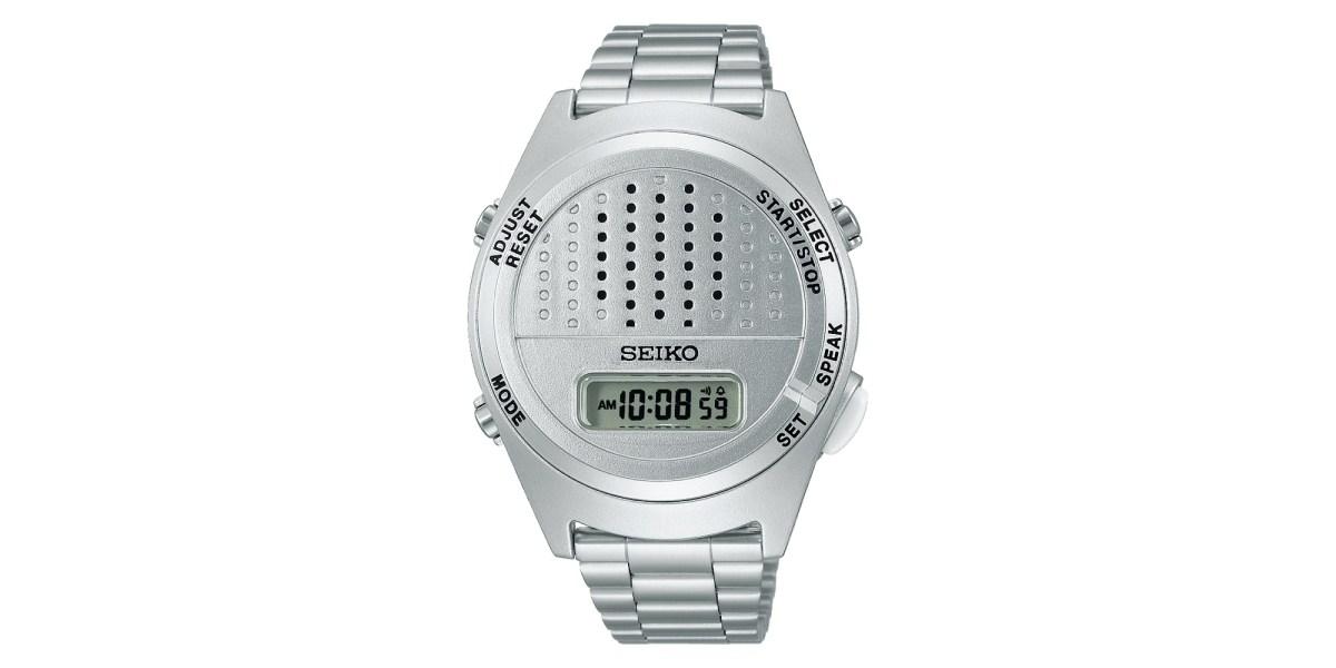 Seiko Voice Digital Watch