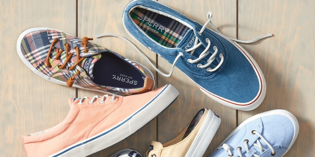 Sperry Treat Yourself Sneaker Sale offers styles for $31 + free shipping