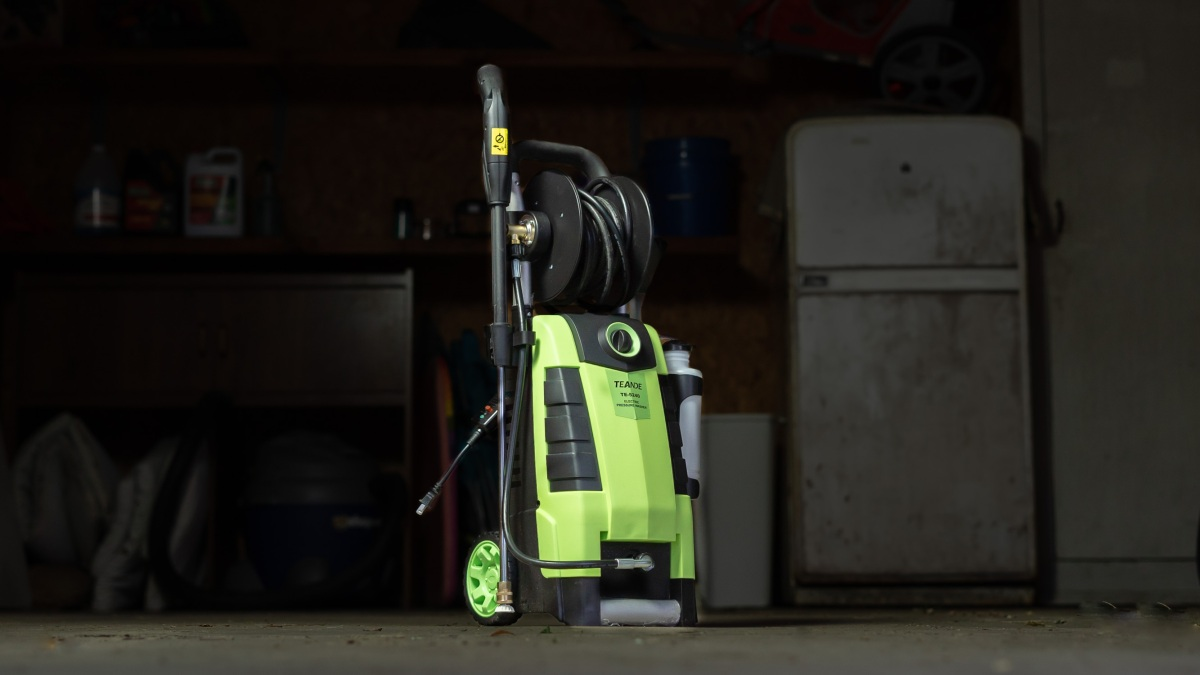 amazon choice pressure washer Teande 3800PSI