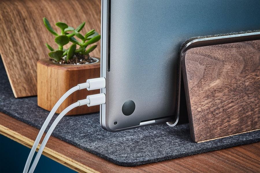 Grovemade Wood MacBook Dock