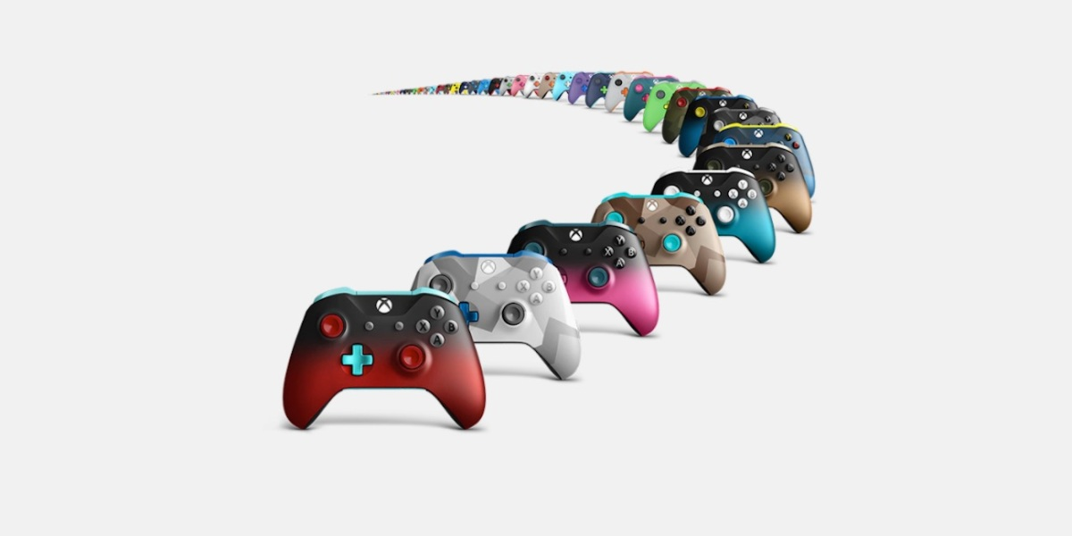 Xbox Design Lab-Design your Own Xbox Controller