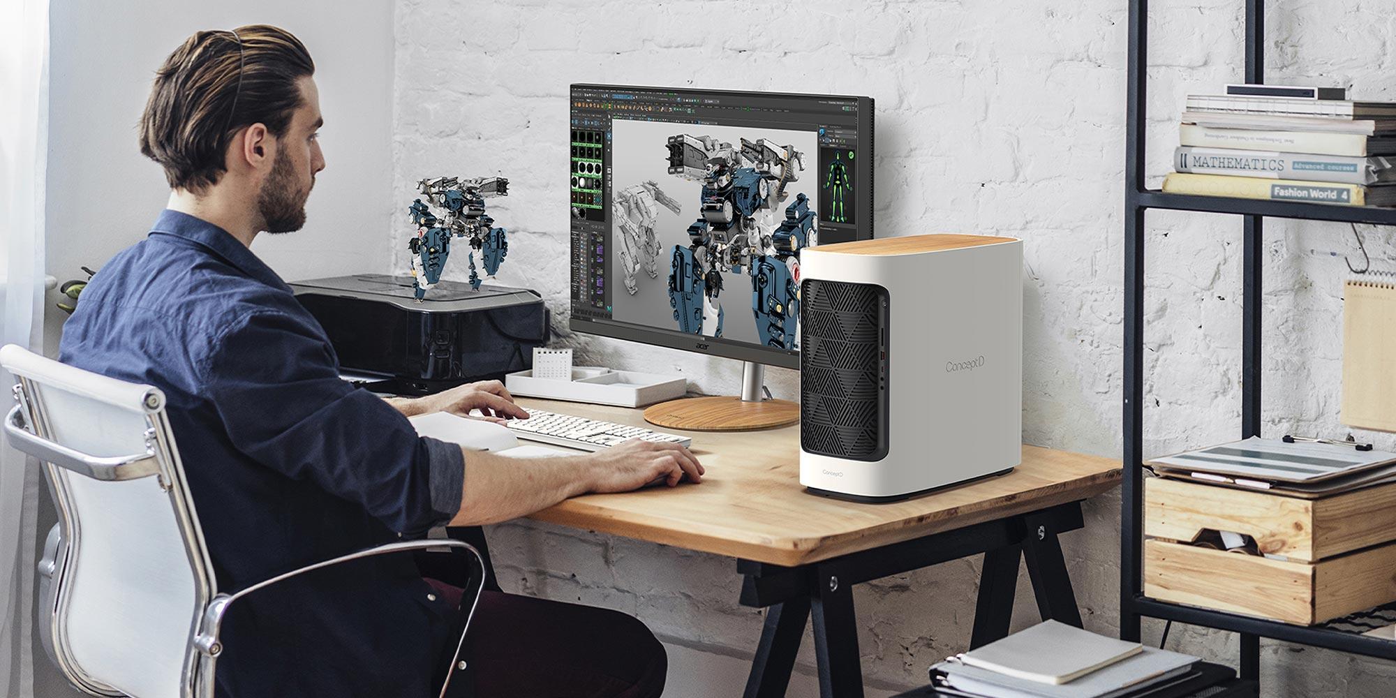 acer conceptd 300 desktop