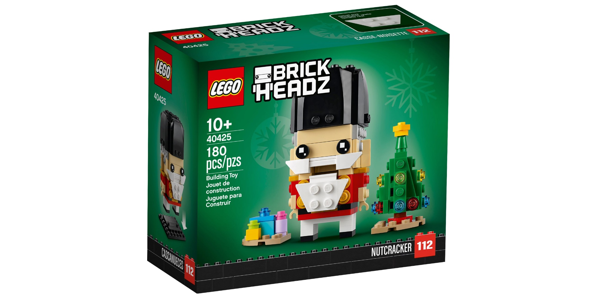 Lego Charles Dickens Tribute Tree Ornaments And More 9to5toys