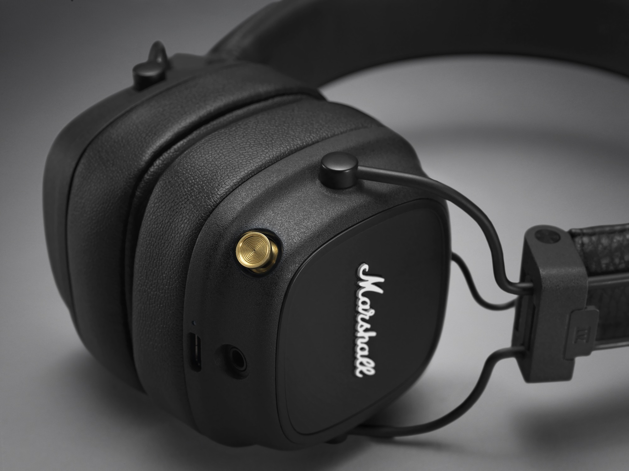 Marshal Major IV Headphones Control Knob