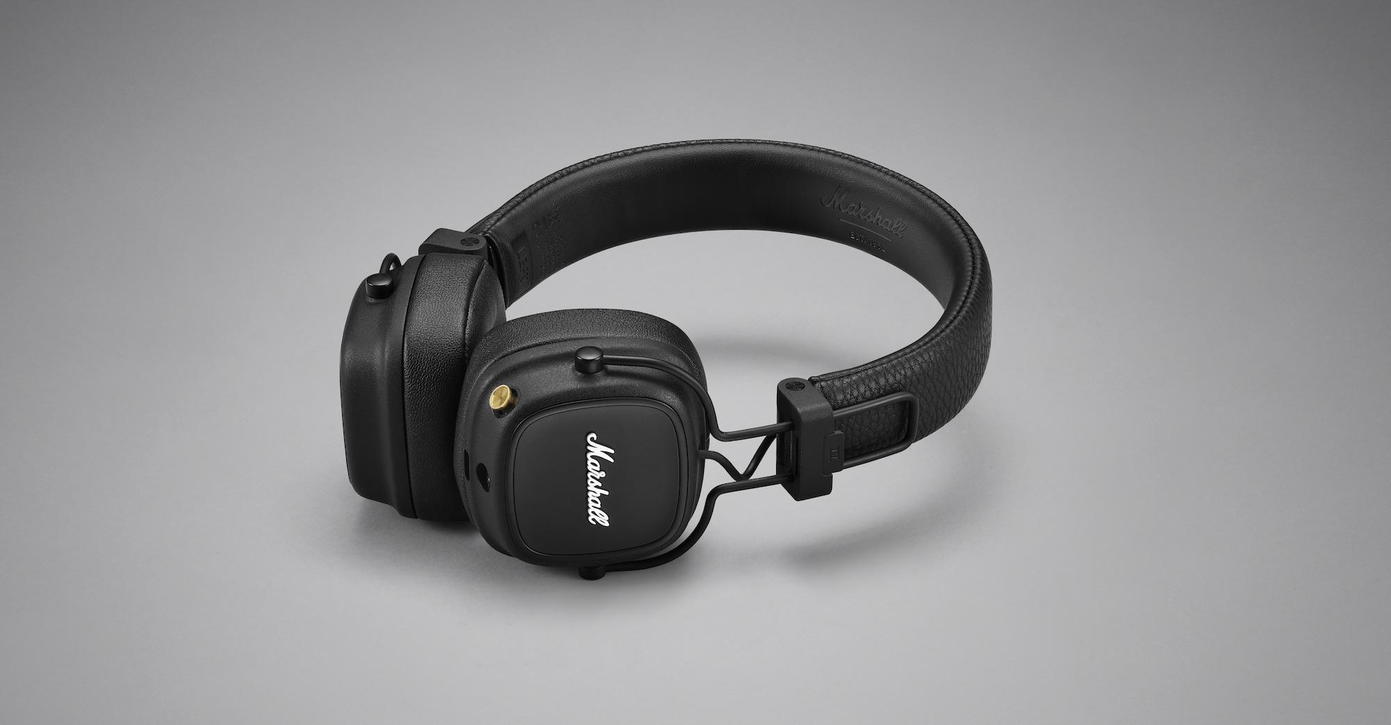 Marshal Major IV Headphones full shot