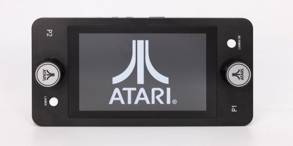 Mini PONG arcade - Atari Mini PONG Jr.