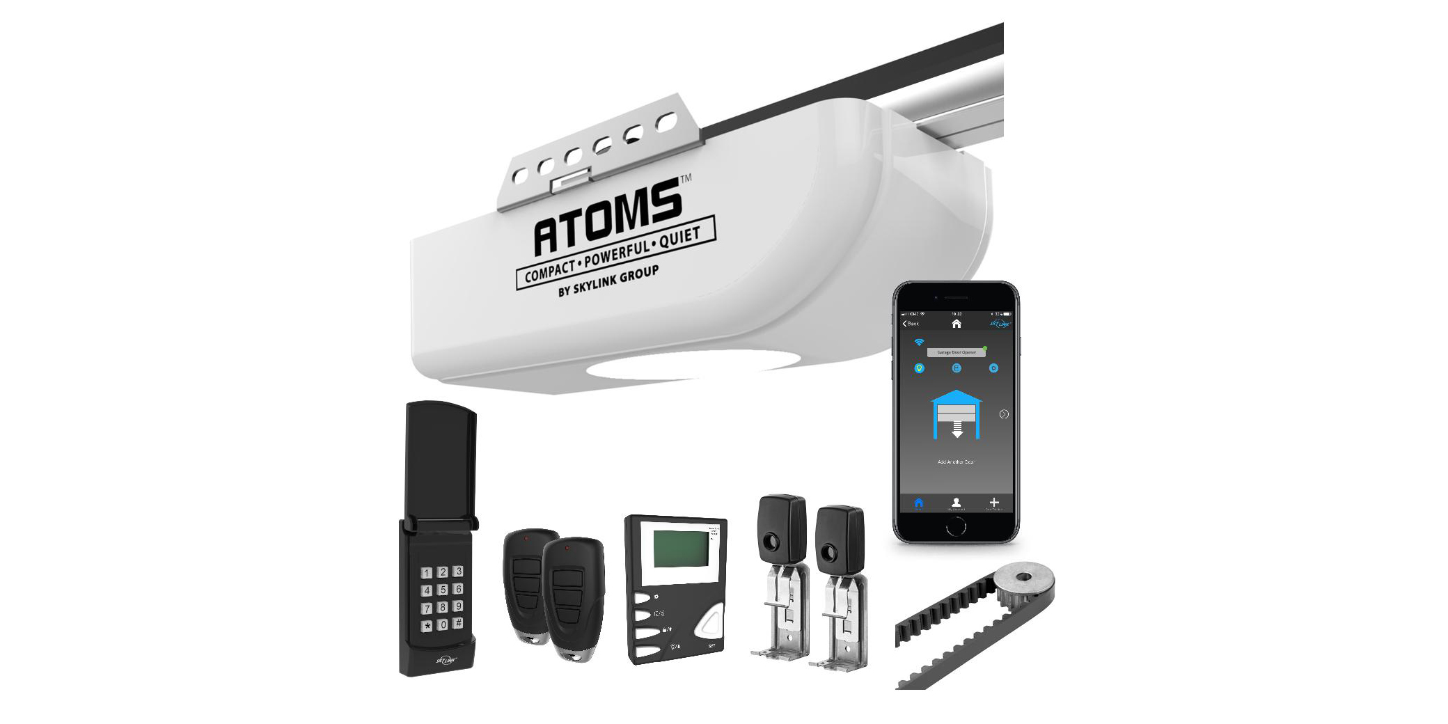 Today Only Home Depot Takes Up To 25 Off Garage Door Openers More 9to5toys