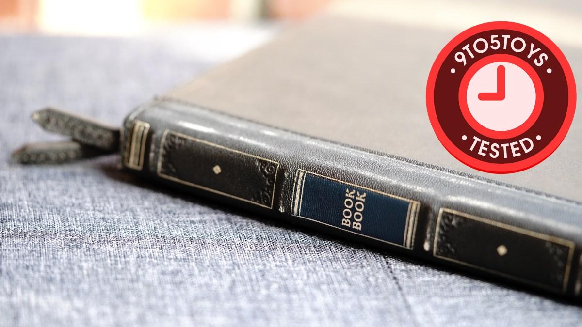 bookbook ipad pro twelve south