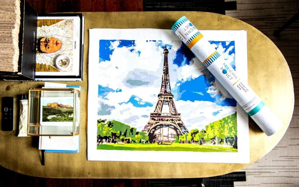 Oprah's Favorite Things guide art kits