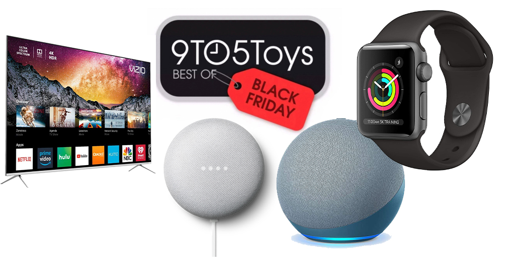 Top Black Friday Deals Of 2020 Amazon Apple Tvs More 9to5toys