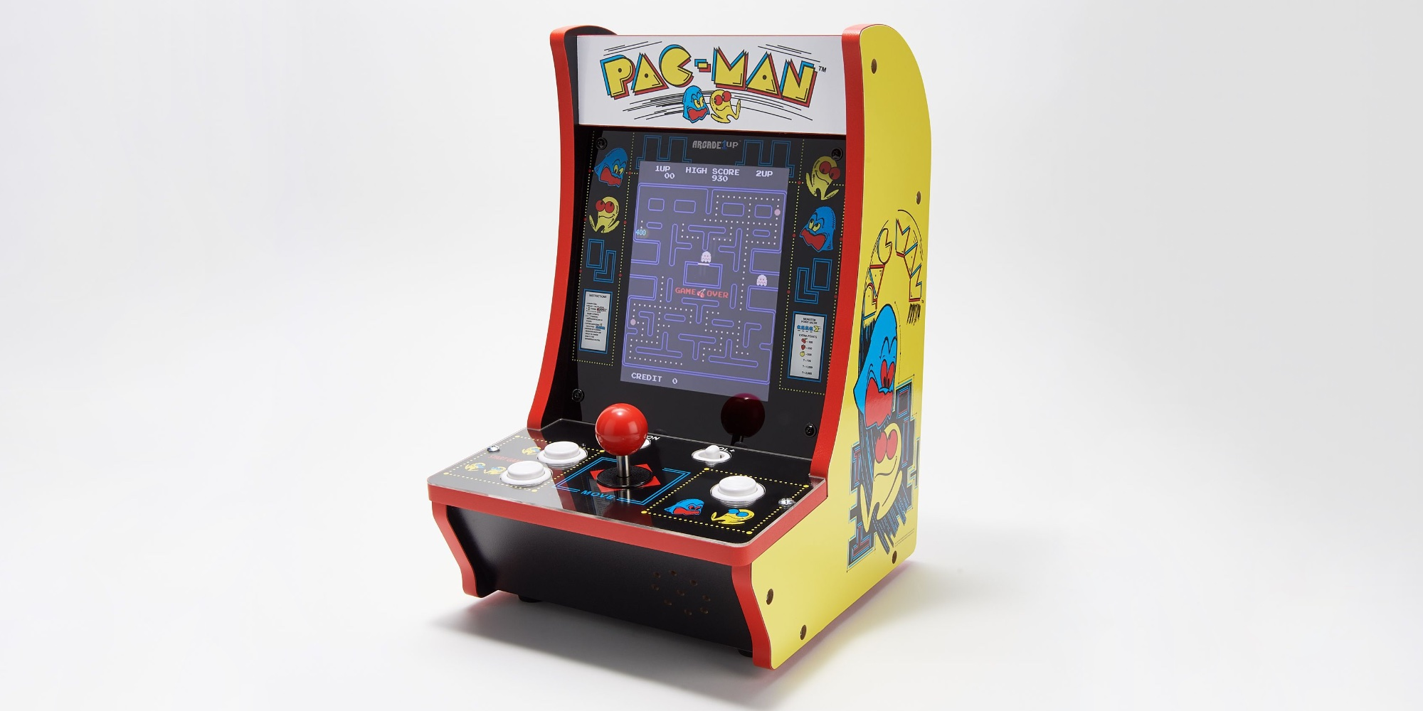 Arcade1up S Countercades Fall To New All Time Lows From 90 Up To 40 Off 9to5toys
