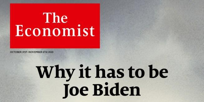 Black Friday Economist magazine sale