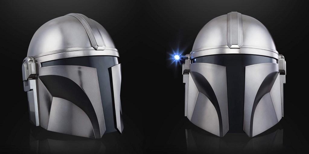 Black Series Mandalorian Helmet