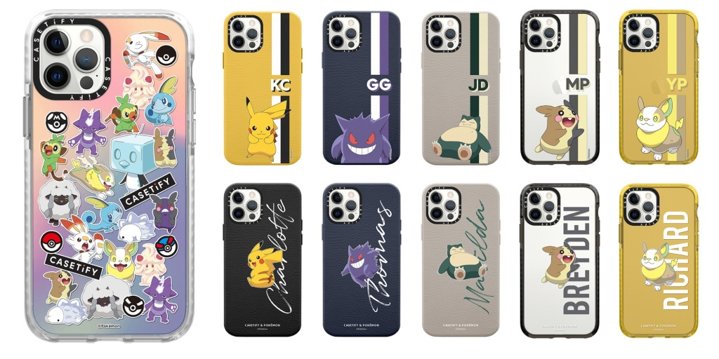 CASETiFY Pokémon iPhone 12