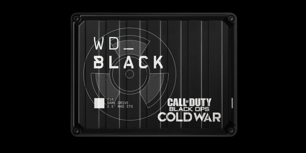 WD_BLACK Call of Duty