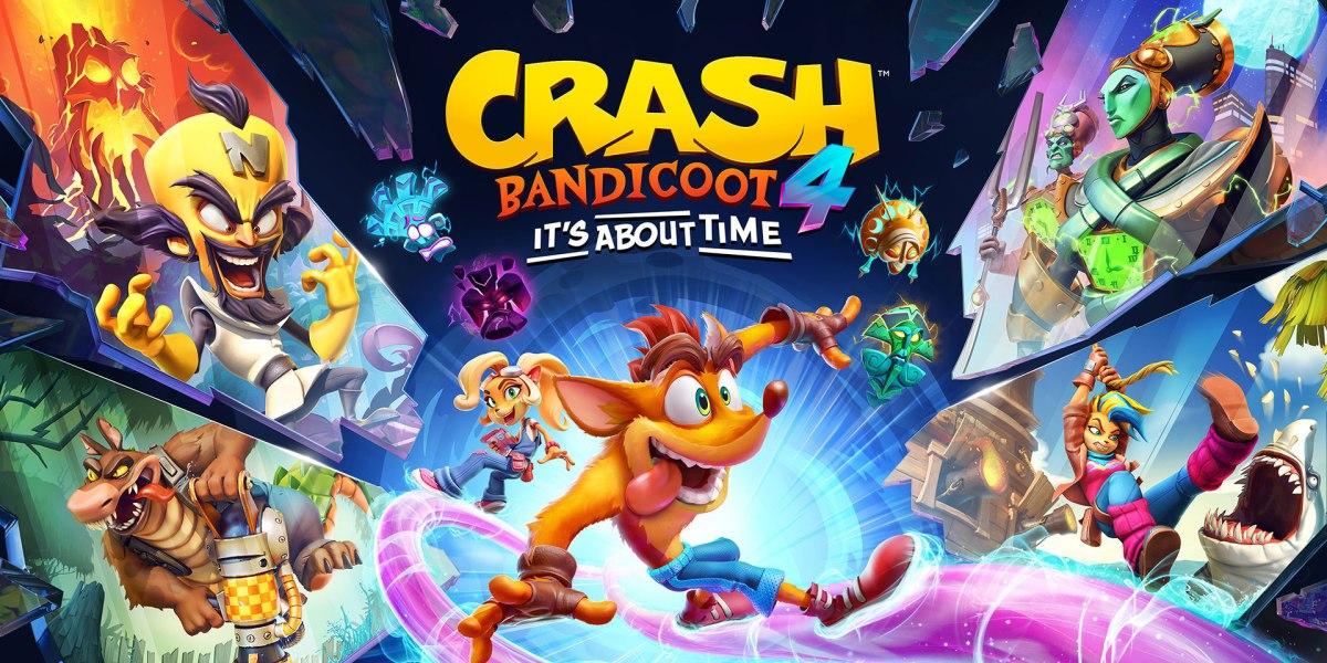 crash bandicoot 4 xbox series x