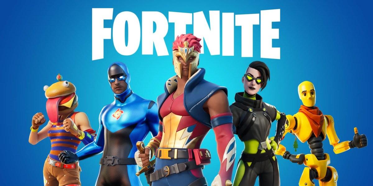 next-generation Fortnite update