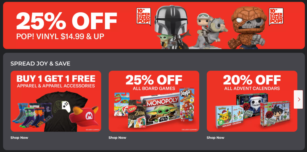 GameStop Countdown to Black Friday