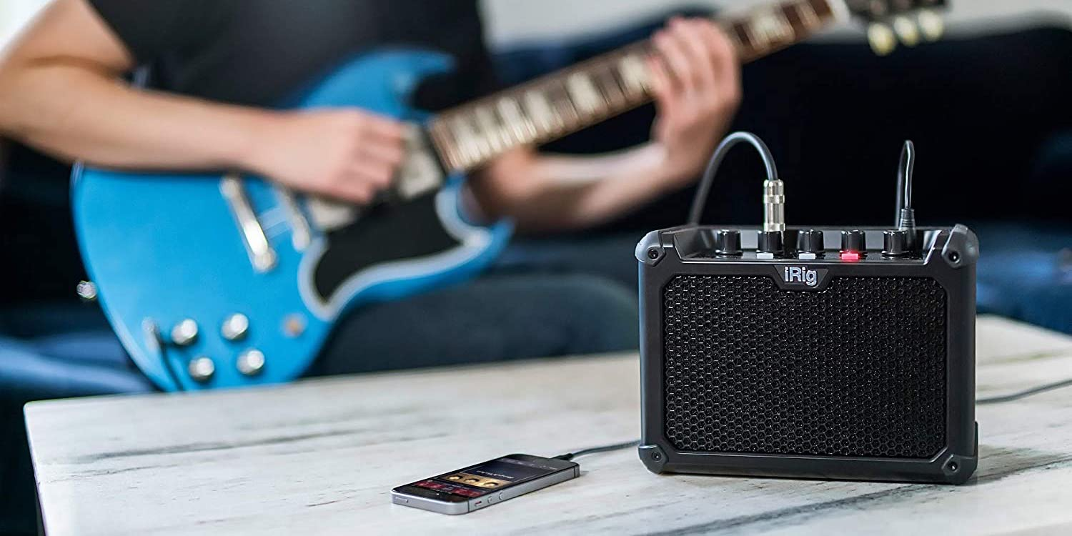 iRig iOS/Mac Micro Guitar Amp now $100 for Black Friday (Reg. $150) + more