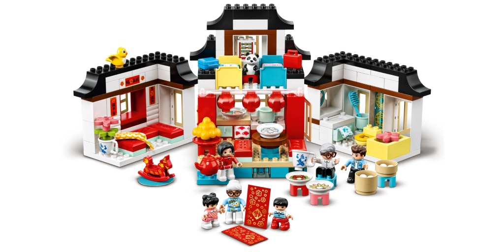 LEGO Chinese New Year