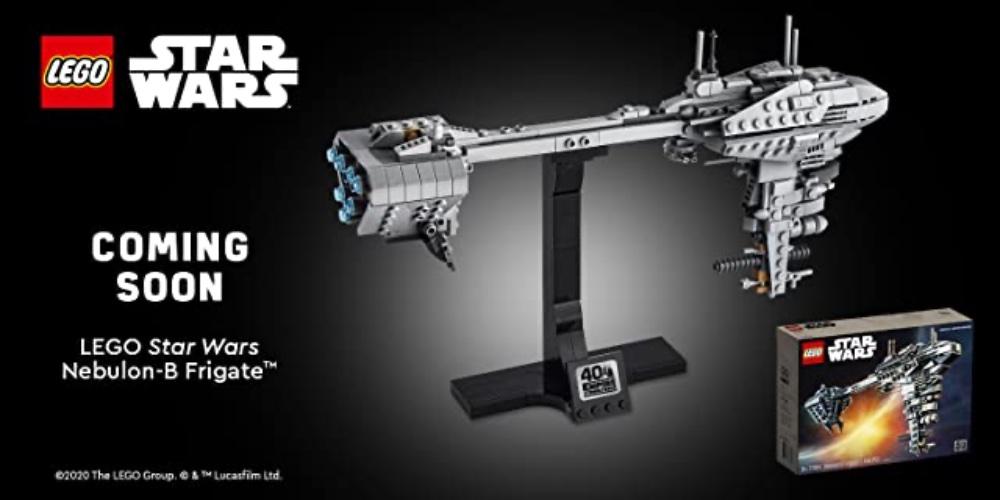 LEGO Nebulon-B