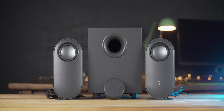 Enceinte Bluetooth Logitech Z407 - Test & Avis - Les Meilleures Enceintes Avis.fr