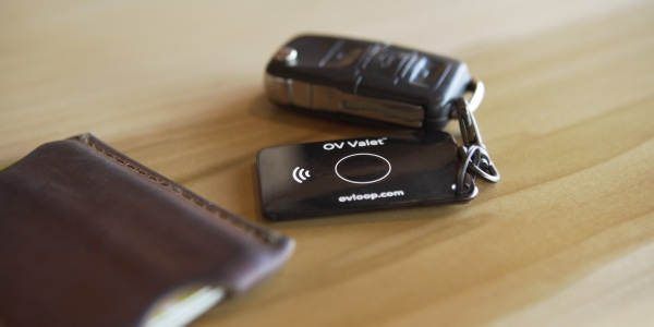 Contactless payment just got an upgrade with the OV Valet