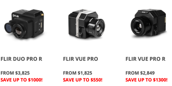 FLIR Black Friday