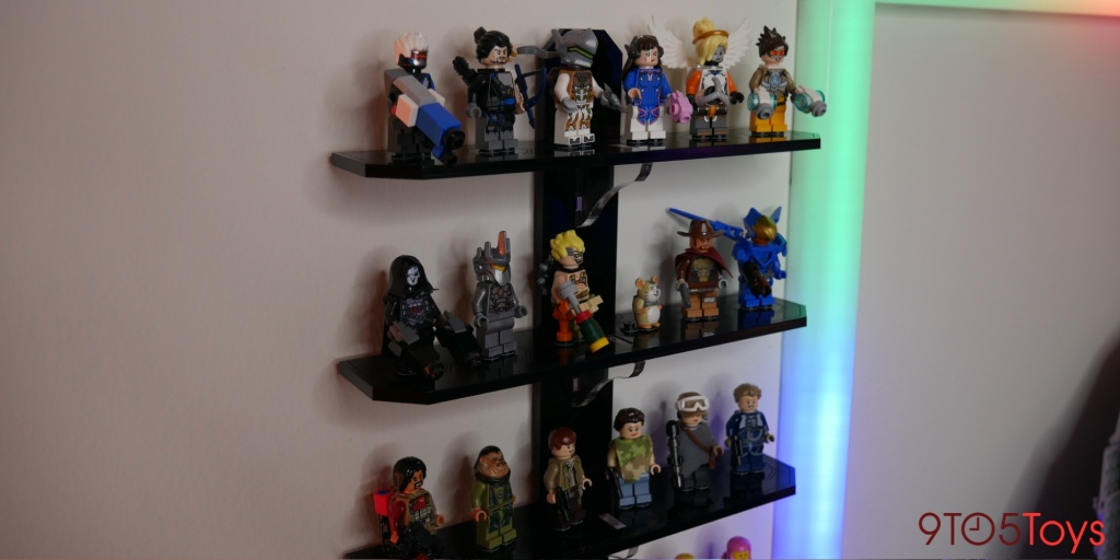LEGO display stands