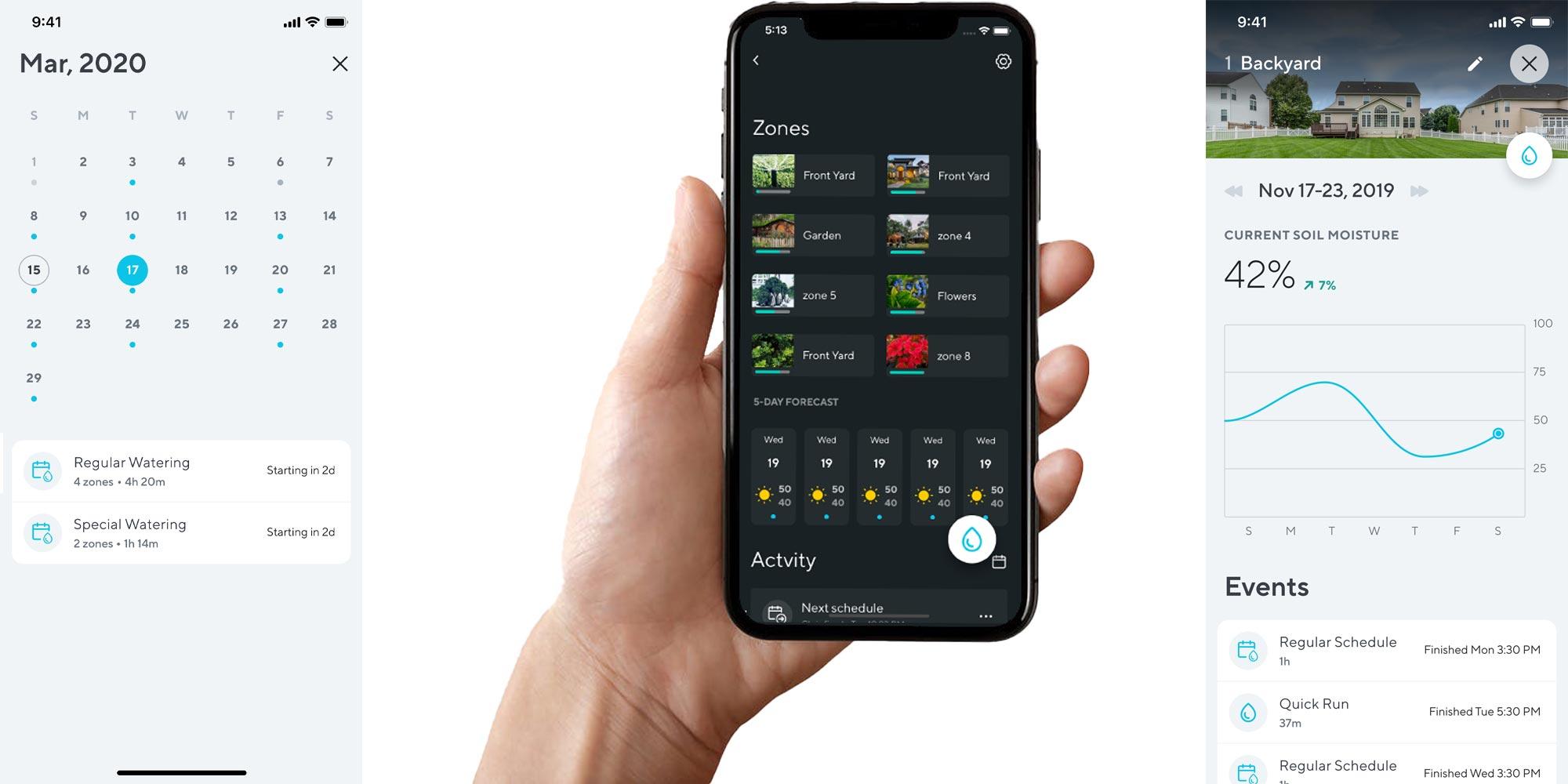 wyze sprinkler controller app