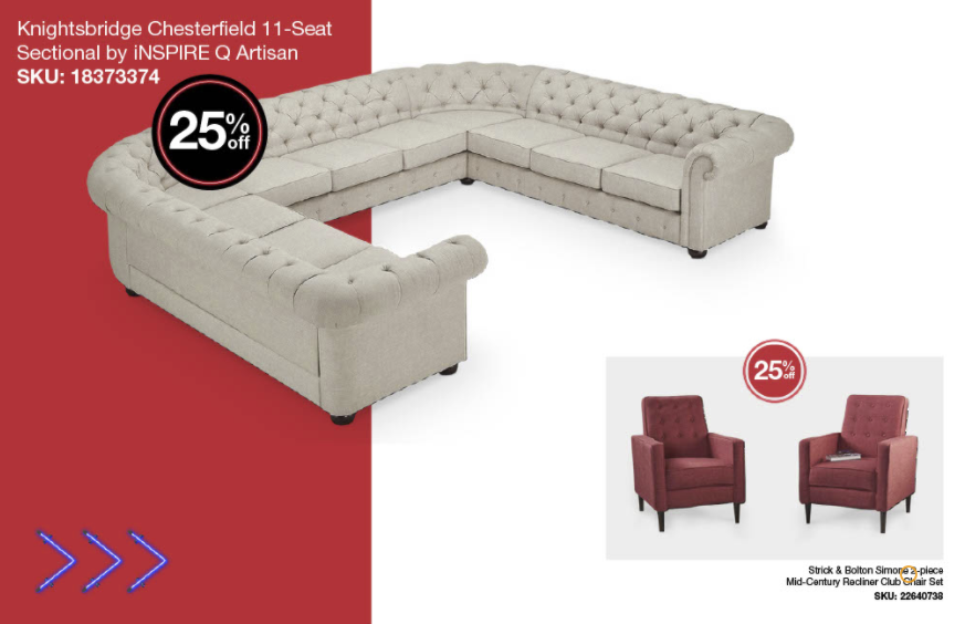 Black Friday Ad 2020 Save On, Black Friday Furniture Deals 2020 Canada