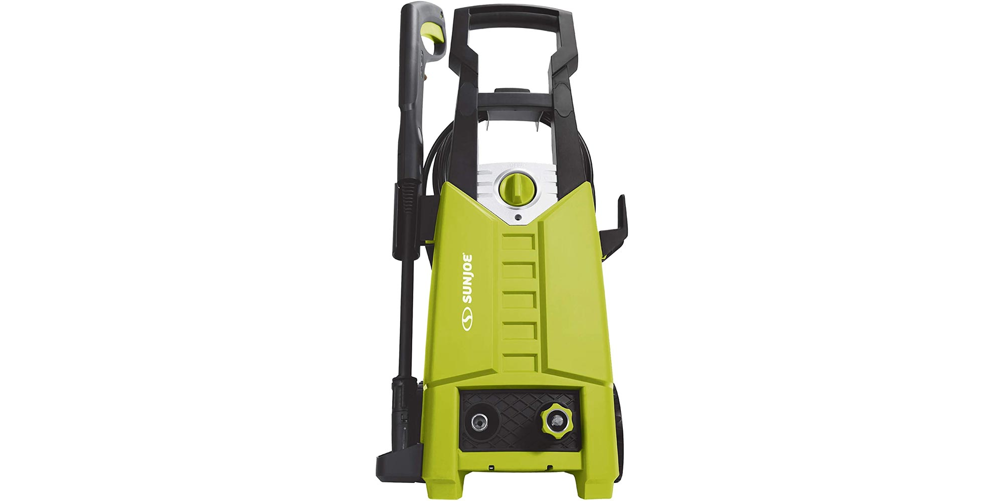 Score an off-season discount on Sun Joe's 2000PSI electric pressure washer at $75