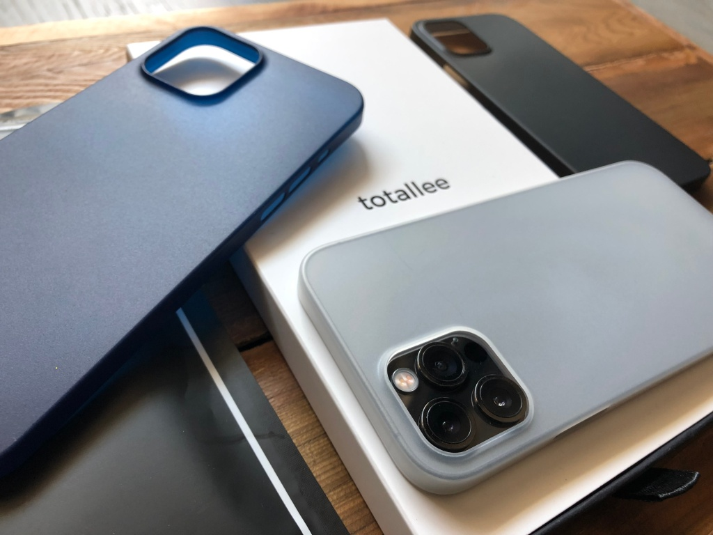 totallee iPhone 12 case Tested