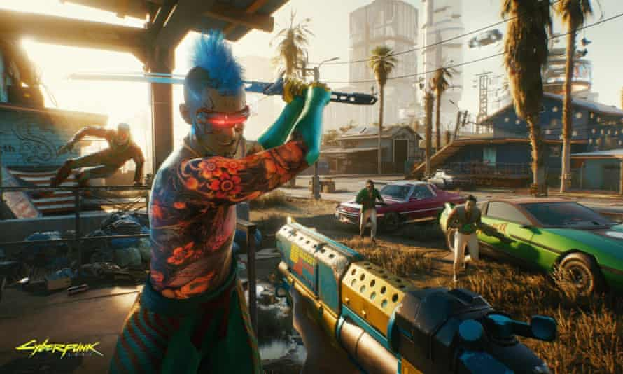 Cyberpunk 2077 on PS4 and Xbox One refund
