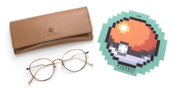 Pokémon glasses
