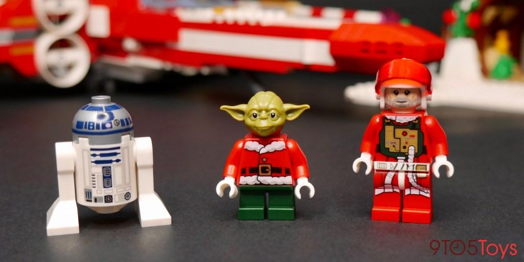 LEGO Christmas X-Wing
