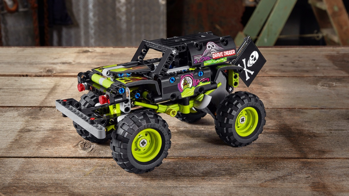 LEGO Technic Monster Jam