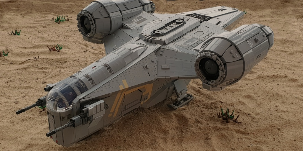 LEGO UCS Razor Crest