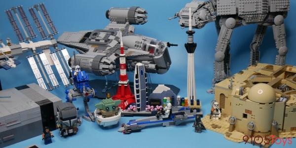 best LEGO kits 2020