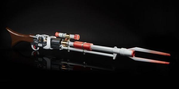 Mandalorian NERF blaster