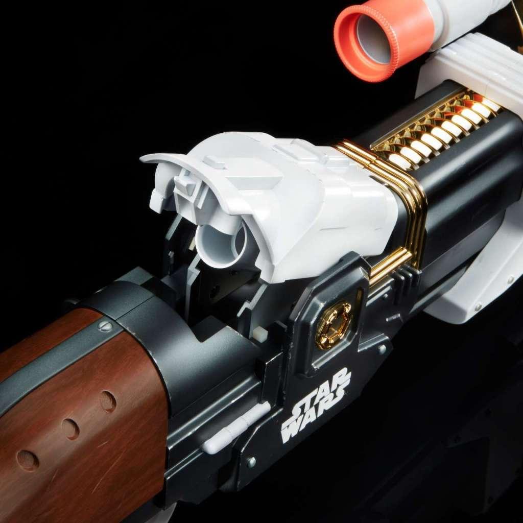 Mandalorian NERF blaster scope