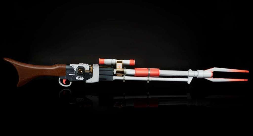 The Mandalorian NERF blaster