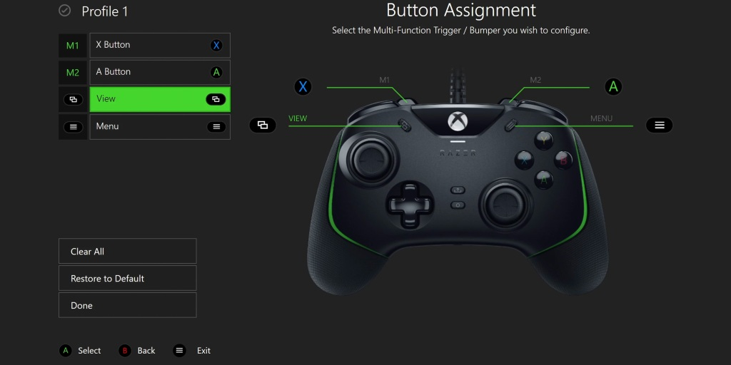 With four mappable buttons, the Wolverine V2 can help to play game show you want.