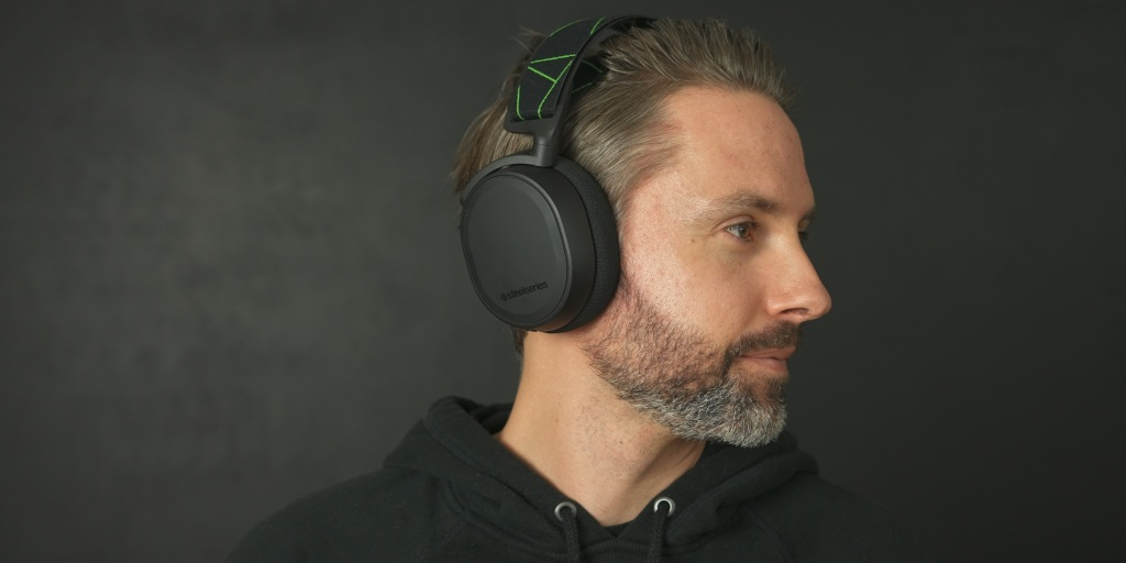 The Arctis 7X is one of the most comfortable headsets I've used.