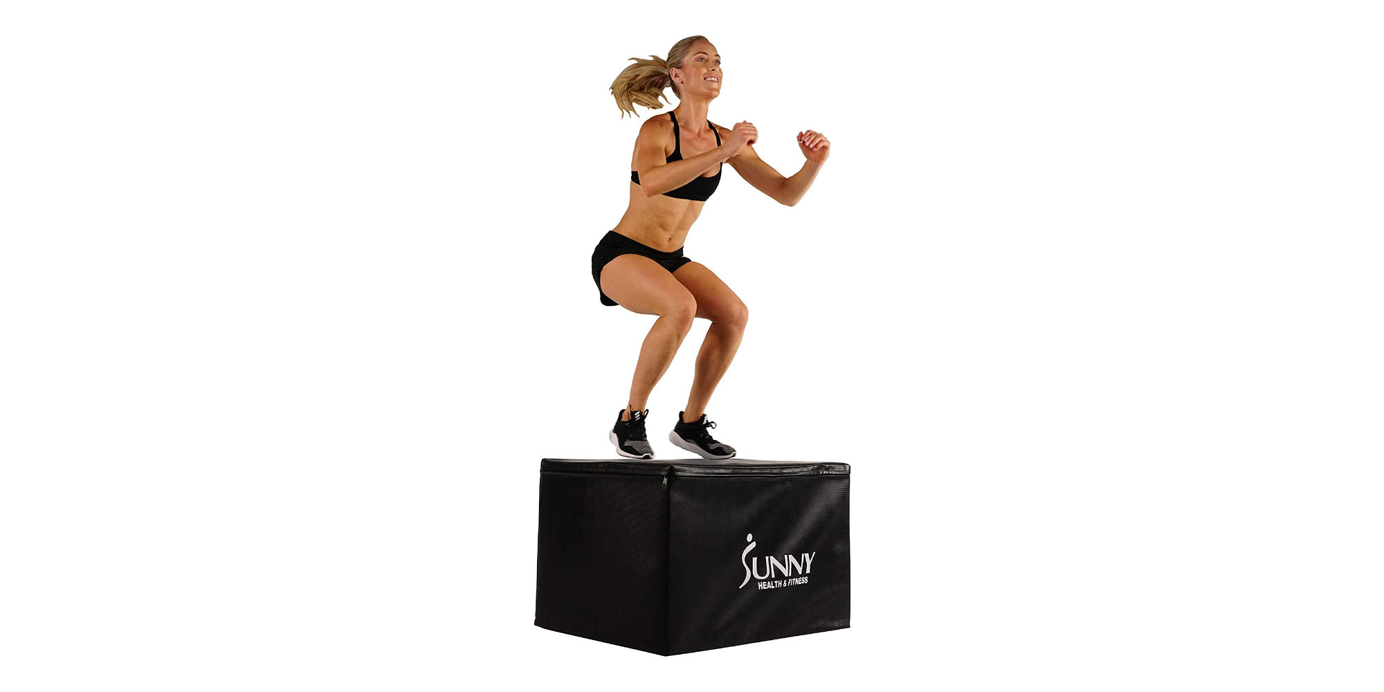 Sunny Health & Fitness deals start at $16: Plyo Box $135, Recumbent Bike $66 off, more