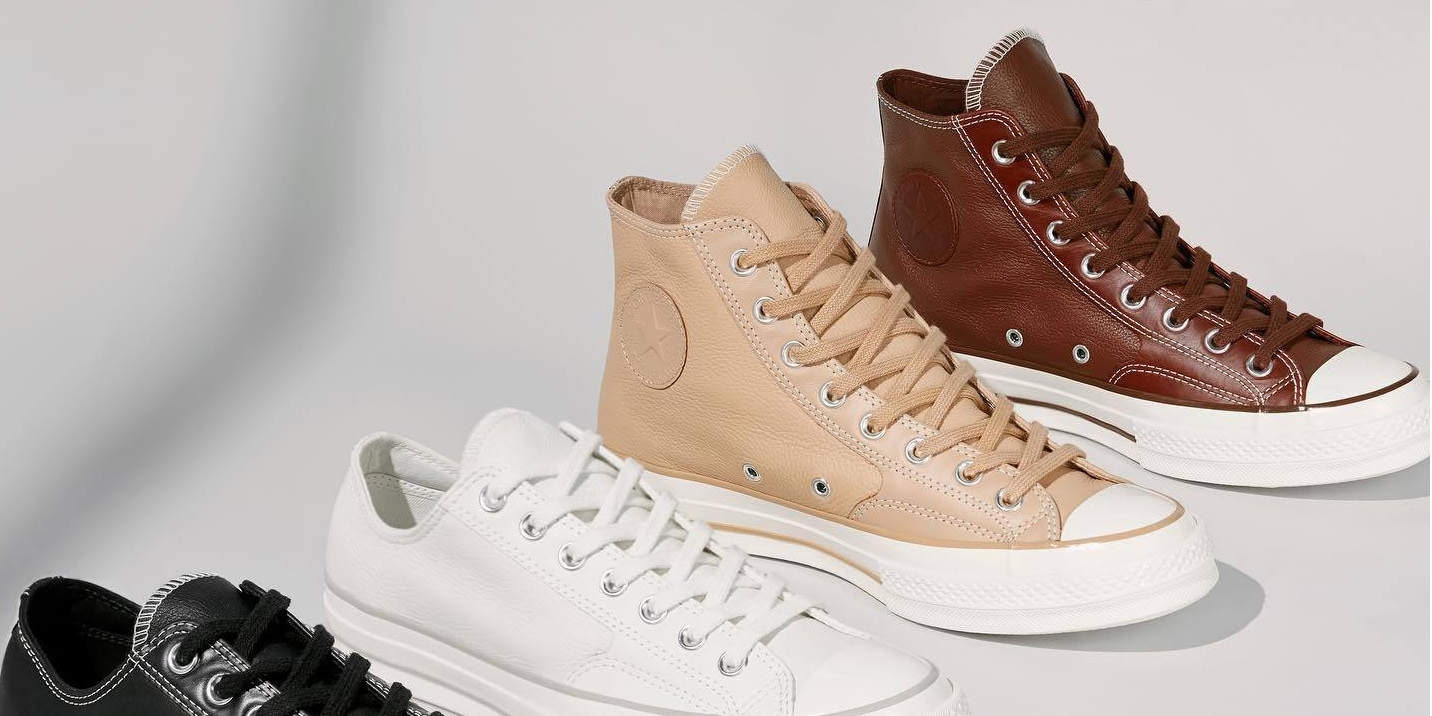 Converse slashes outlet prices with extra 40% off sneakers, apparel ...