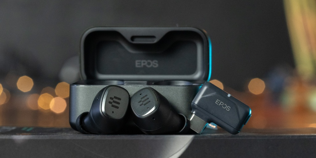 The EPOS GTW 270 Hybrid earbuds are a great multi-purpose set of earbuds for those that game at home and on the go.