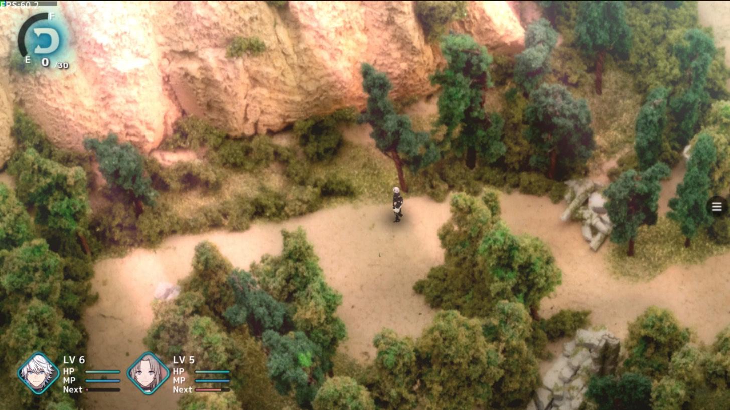 Fantasian forest