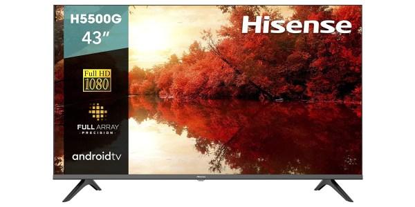 Hisense H5500G Android TV